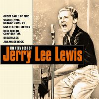Cover Jerry Lee Lewis - The Very Best Of Jerry Lee Lewis [2018]